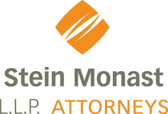Logo for Quebec City law firm Stein Monast