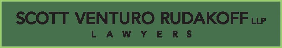 Logo for Calgary law firm Scott Venturo Rudakoff LLP